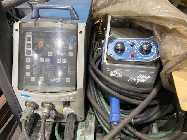 アルミ専用の半自動溶接機