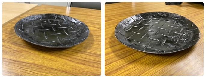 鉄板皿2サイズ